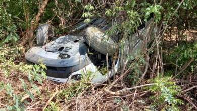 Photo of Se produce un accidente en el km 9 de la provincia de Montecristi