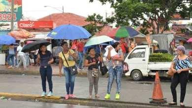 Photo of Aguaceros dispersos en la tarde hacia algunas provincias