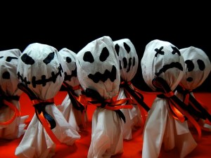 Halloween decorations - Halloween in Hong Kong is unforgettable