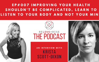 Krista Scott Dixon Podcast
