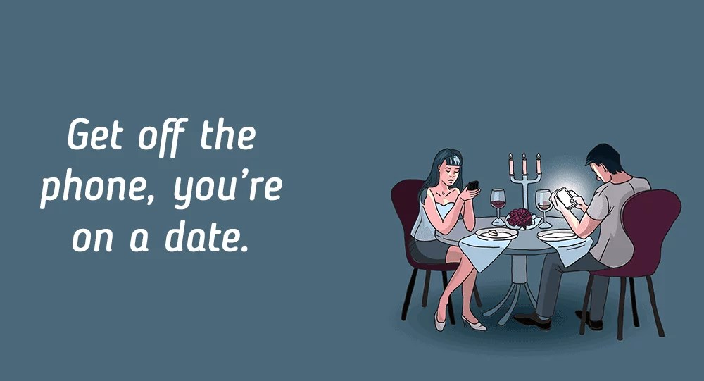 How to keep a conversation going on a first date