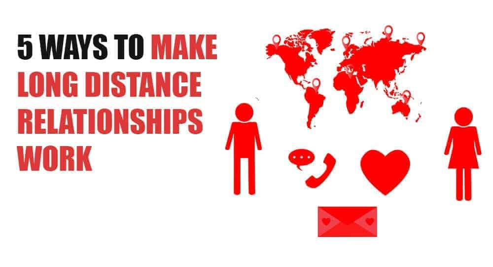 do long distance relationships ever work
