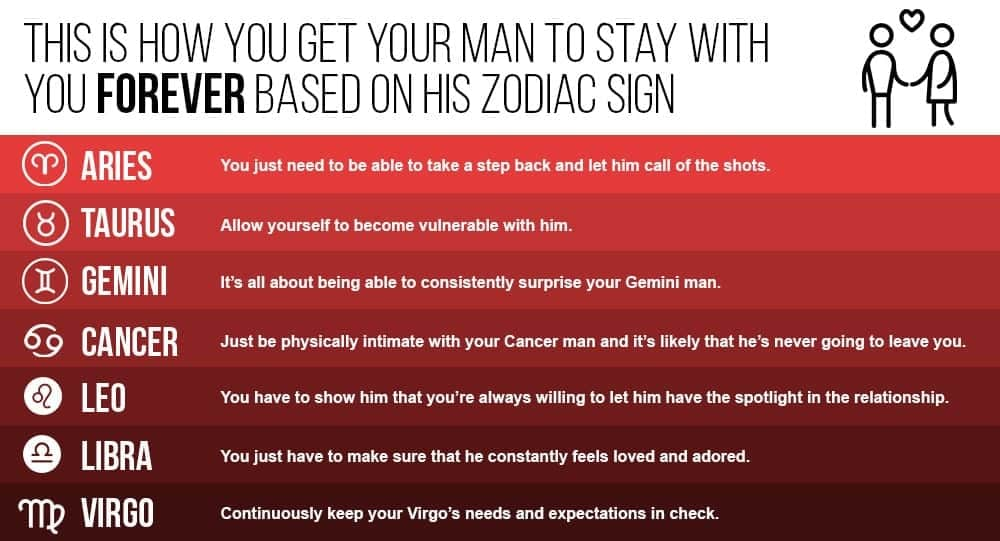 How to get my gemini man back