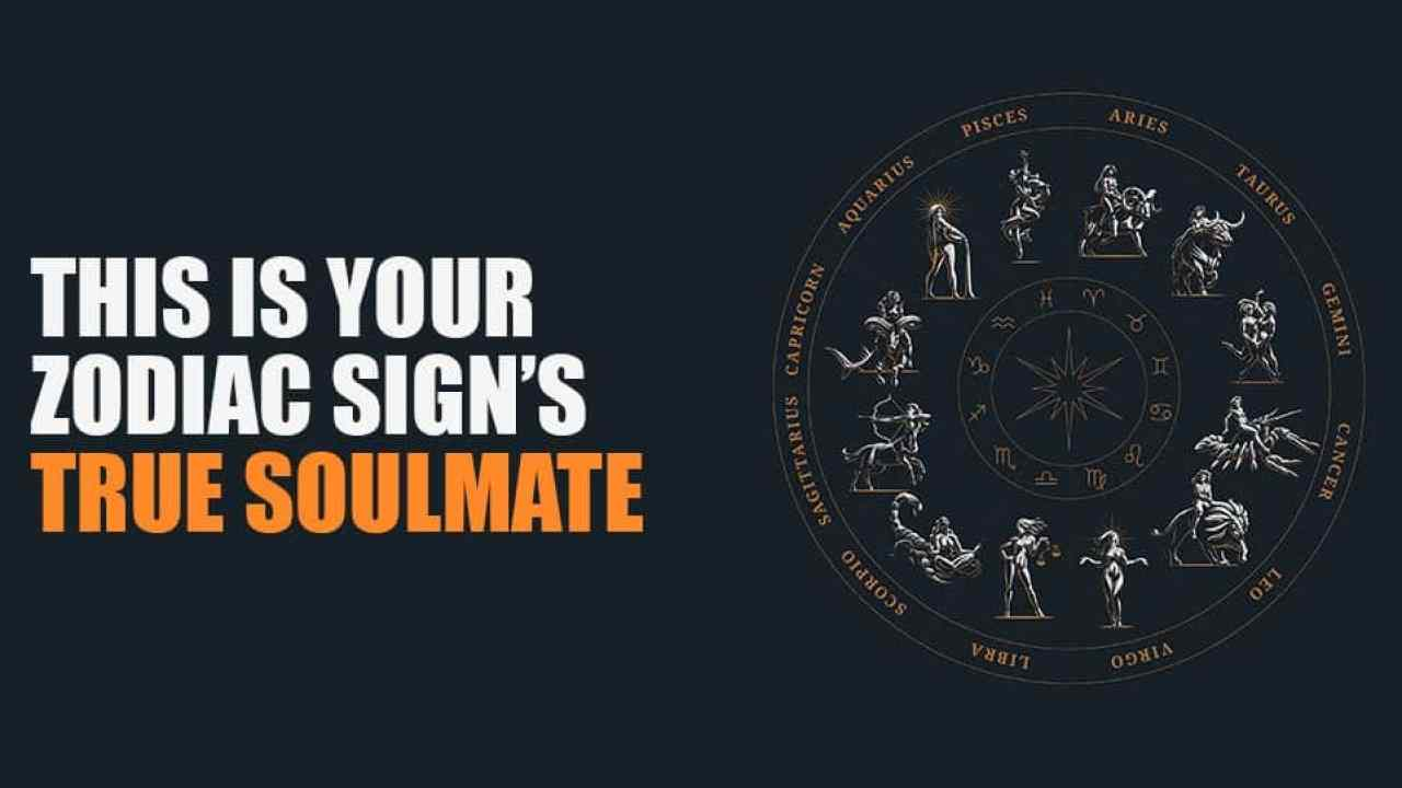 This Is Your Zodiac Sign's True Soulmate