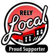Proud Supporter of RelyLocal