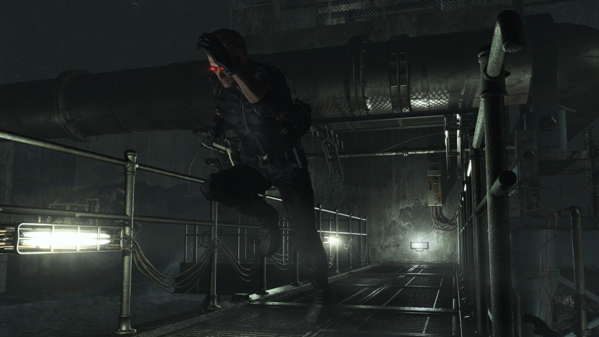 Resident Evil 0 HD Remaster Will Get Wesker Mode Rely On
