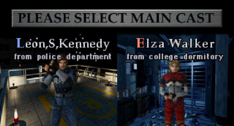 Resident Evil 2 Remake Scrapped RE 15 Content