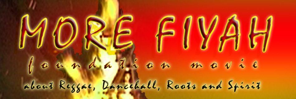 More Fiyah — Ragga/Dancehall VHS und DVD