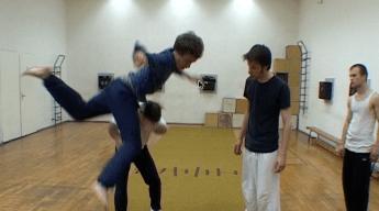 Akrobatisches von Prof. Horst Beeck
