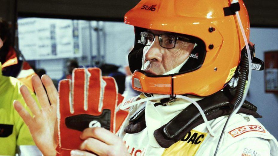 Audi race experience Fahrer