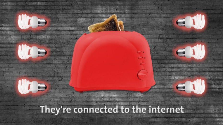 Themen wie Connectivity, Cyber Security, Big Data werden unterhaltsam kommuniziert