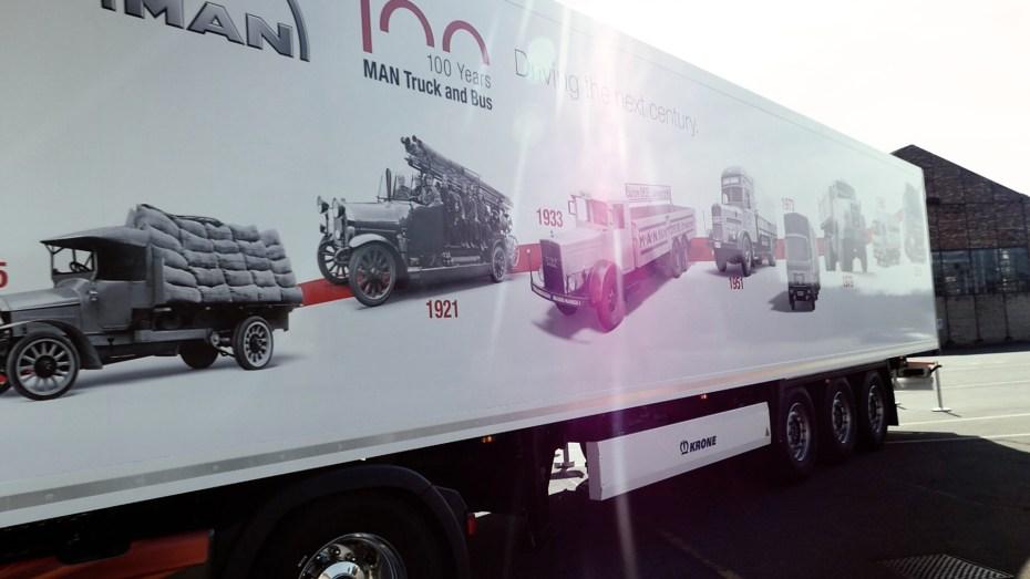 REMAKE.TV Eventdoku Oldtimer Trucks