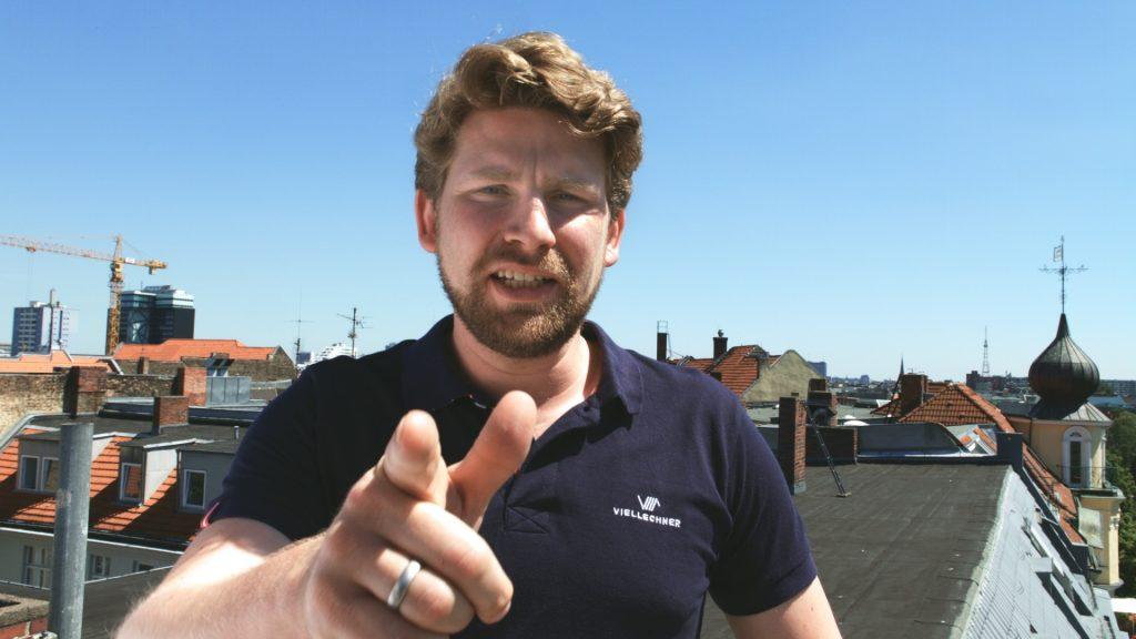 Recruiting Videos - Lasse sucht Dich