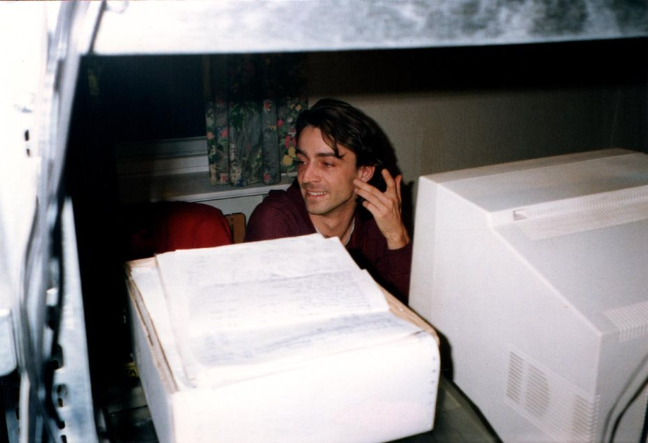 Rainer Remake am Amiga Computer