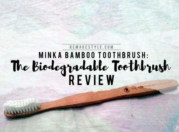 Minka Bamboo Toothbrush: The Biodegradable Toothbrush Review
