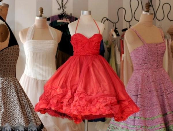 The Euphoria of Wearing Dresses