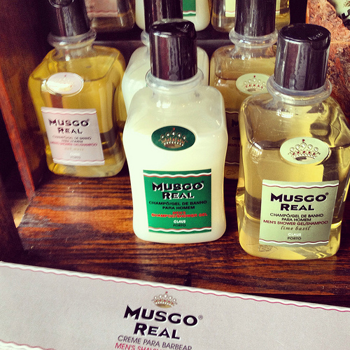 Musgo Real at The Oxford Exchange Shop in Tampa