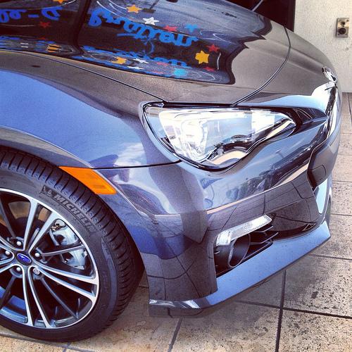 2013 Subaru BRZ Limited in Graphite Gray, at Mastro Subaru in Tampa