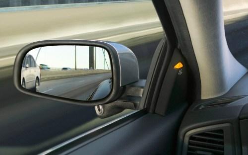 Volvo's BLIS system
