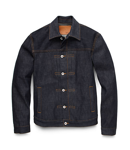Jack Spade Stenson denim jacket