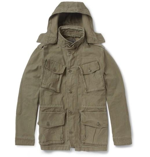 J.Crew Garrison Field Coat