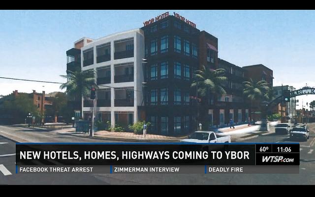 Ybor Hotel, dead or alive?