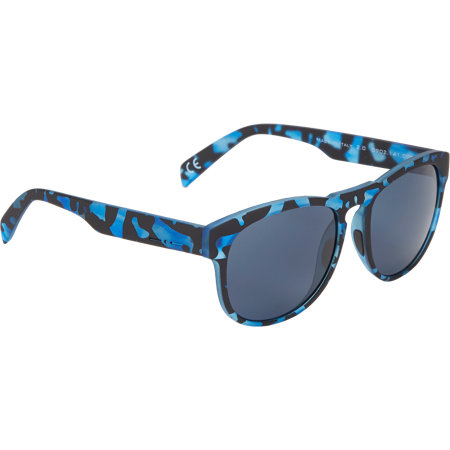 Italia Independent blue camo I-Gum frames