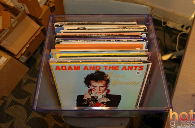 Vinyl Lover's many coveted used records
