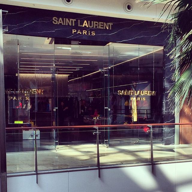 Saint Laurent, one of my favorite brands