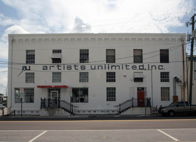 223 North 12th Street, aka Artists Unlimited. Perfect for a store?