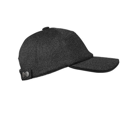 Hermes Jump cap in wool-cashmere blend