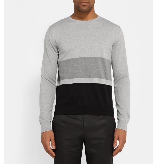 Calvin Klein Collection cotton sweater