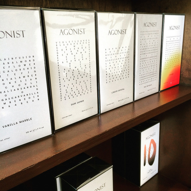 Agonist at Uncommon Finds
