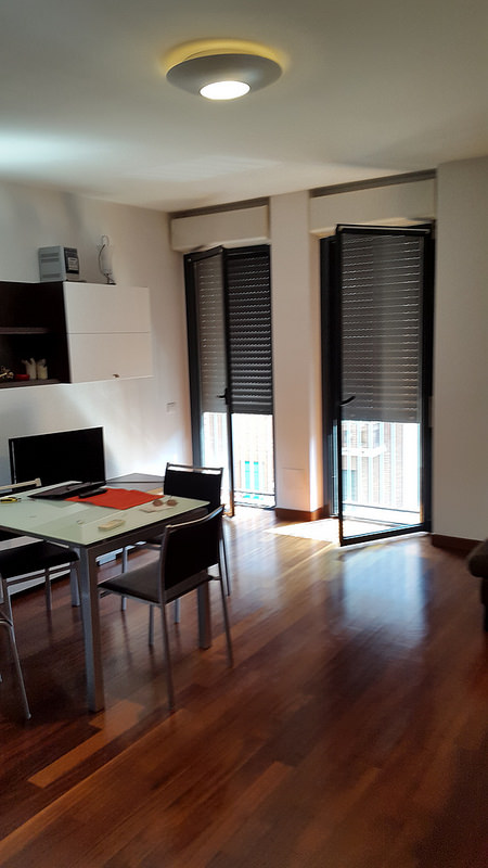 Living room of new appartmento
