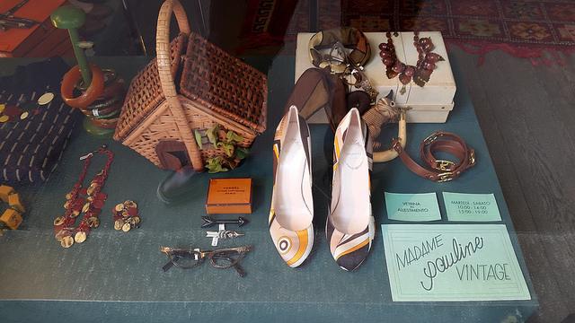 Madame Pauline Vintage in Cairoli