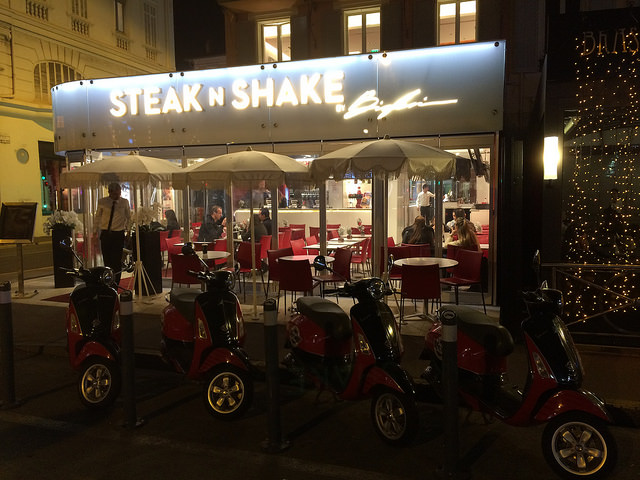 Steak N Shake!?