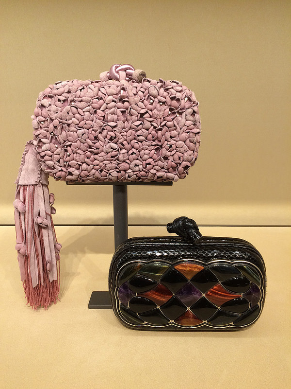 Bottega Veneta's The Knot showcase