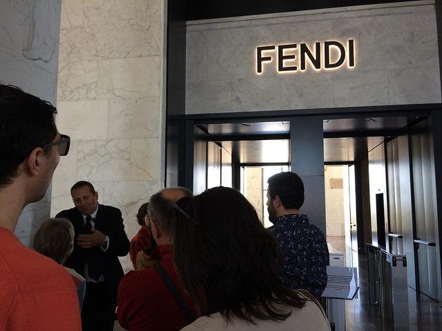 Fendi Headquarters