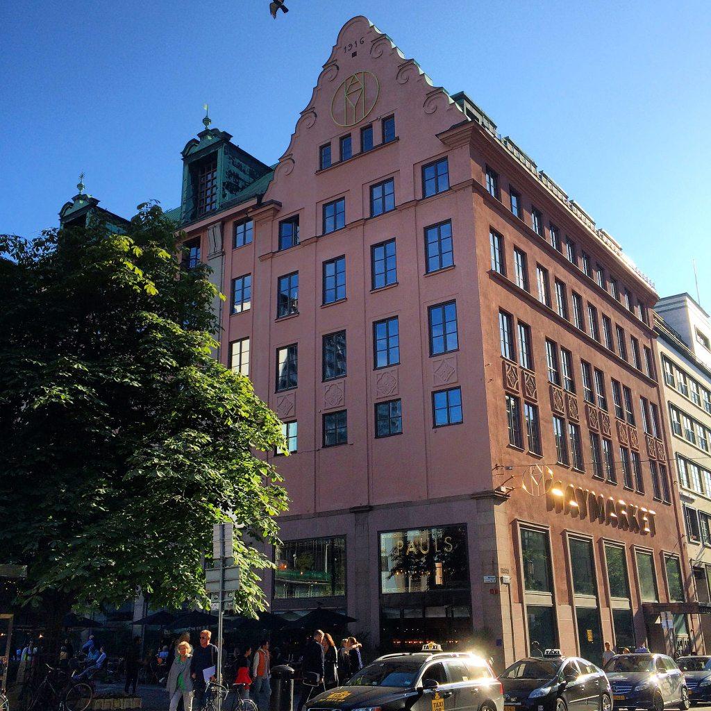 Hotorget, Stockholm