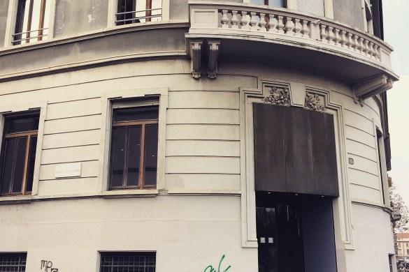 SDA Bocconi at Via Balilla 18, Milan