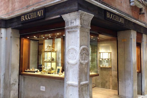Buccellati boutique Venezia