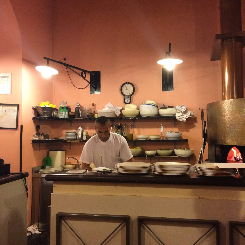 COKE Pizzeria, Naviglio Pavese, Milano