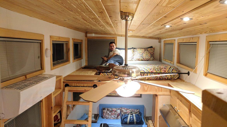 HGTV Eco Tiny House, Grant Park Atlanta