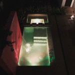 Pool at 2919 West Alline Avenue in green