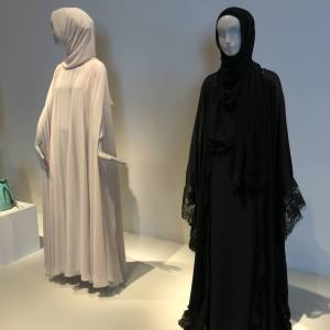 Contemporary Muslim Fashions at the de Young Museum