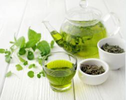 thé vert matcha