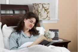 que faire contre l'insomnie : lire un livre