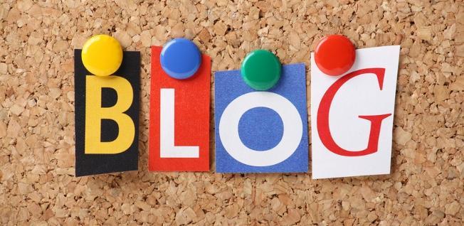 Ons nieuwe blog