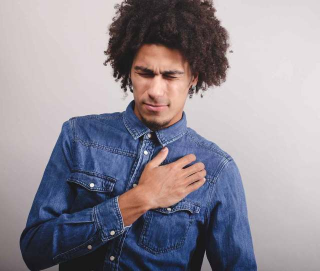 Heartburn Acid Reflux Gerd Burning Chest Pain Nausea