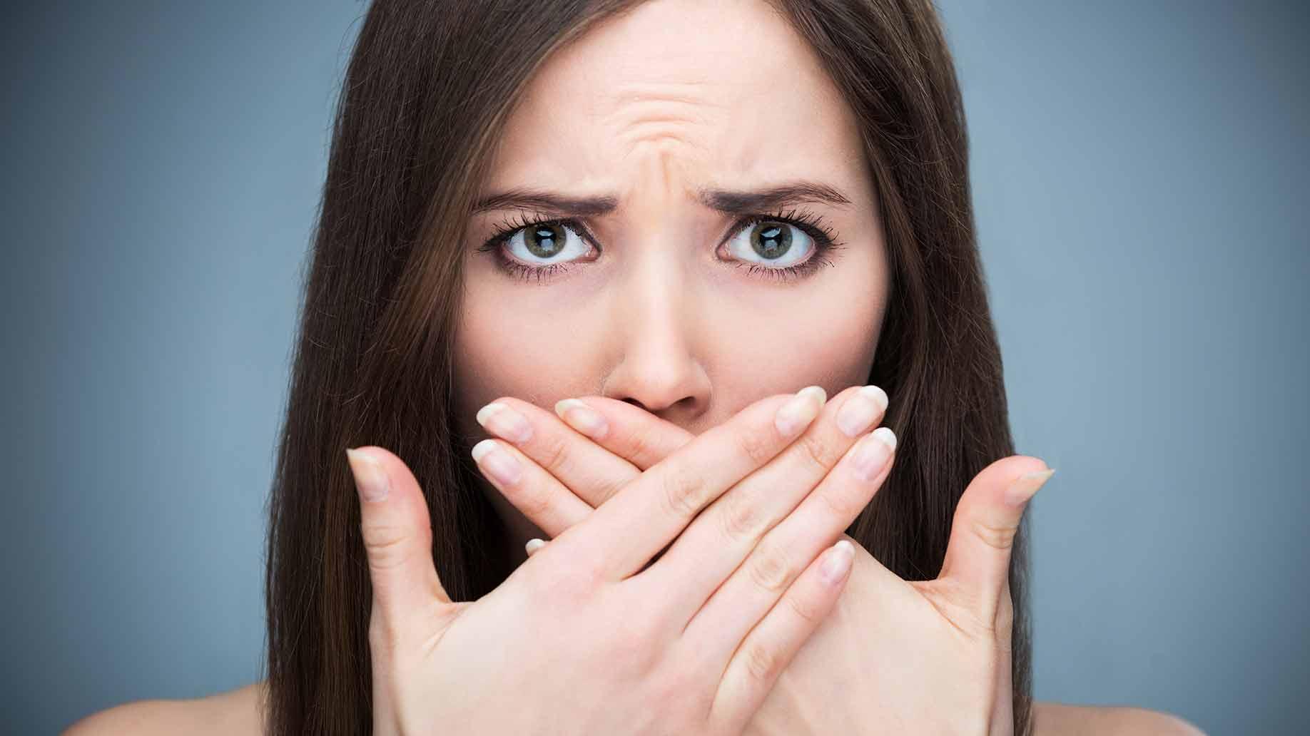 Image result for bad breath